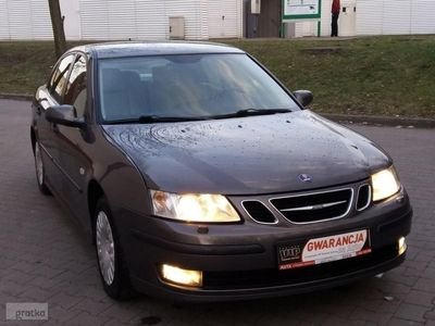 używany Saab 9-3 1.8dm3 122KM 2006r. 231 180km 1.8i*B.Zadbany*Skóra Beż*Raty*Zamiana