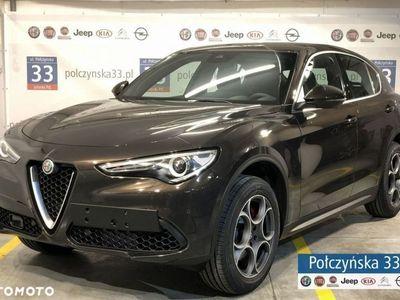 używany Alfa Romeo Stelvio 2dm 280KM 2018r. 2km