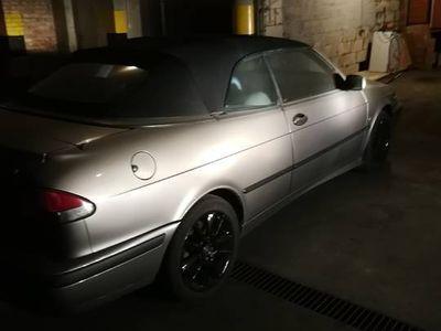 używany Saab 9-3 Cabriolet 2001r
