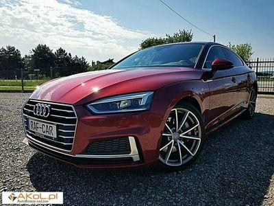 używany Audi A5 2dm 252KM 2017r. 68 200km