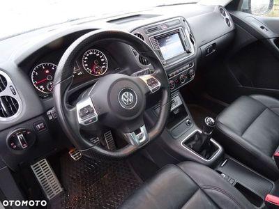 używany VW Tiguan I