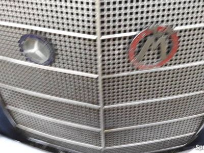 używany Mercedes W111 sb salonka