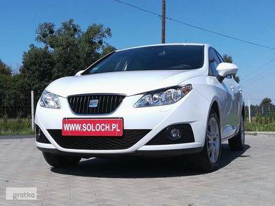 używany Seat Ibiza 1.2dm 105KM 2012r. 136 000km