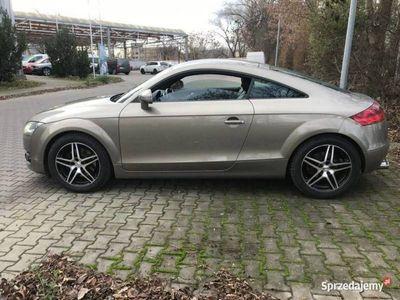 używany Audi TT 2dm 200KM 2007r. 218 594km
