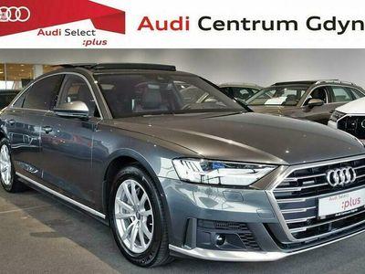 używany Audi A8 3dm 286KM 2019r. 14 341km