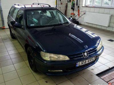 używany Peugeot 406 gaz hak!!