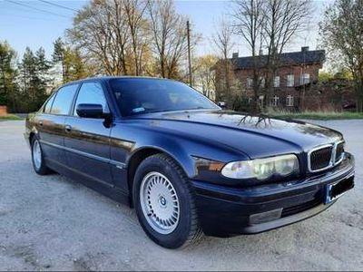 używany BMW 740L seria7 e38 i LONG wyjątkowe i zadbane prywatne