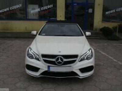 używany Mercedes E220 Klasa E W212(BlueTEC) d 9G-TRONIC