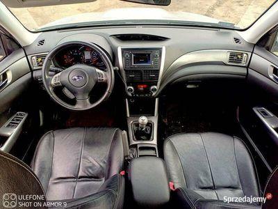 używany Subaru Forester 2 .0 / BOXER / AWD / Po Kolizji / TRANSPORT