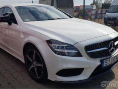 używany Mercedes CLS350 CLS 350 sedan (limuzyna)sedan (limuzyna)
