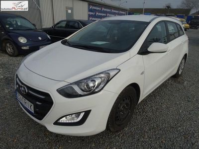 brugt Hyundai i30 1.6dm3 110KM 2017r. 56 790km