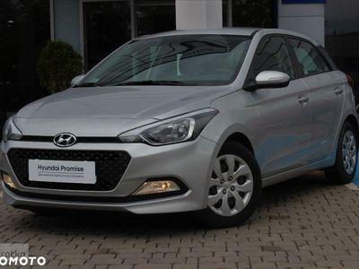 używany Hyundai i20 II 1.2 84 KM (benzyna), wersja Classic Plus, salon Polska (1107)