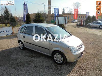 gebraucht Opel Meriva 1.6dm3 101KM 2004r. 109 000km Pełen serwis niski przebieg bezwypadkowa jeden właściciel !