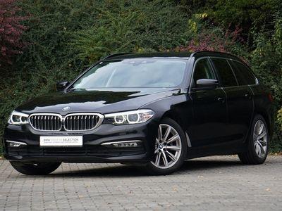 używany BMW 520 5 Series Touring d