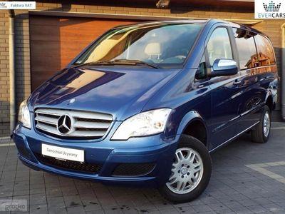 used Mercedes Viano 2.2CDI 163KM 4 Matic 4x4 Automat 7m-c poLIFT VAT23