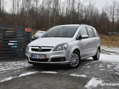 używany Opel Zafira B 1.8 Benzyna*Bardzo Bogate Wyposażenie*Gwarancja 12 msc+Auto Zastępcz, Kołomań