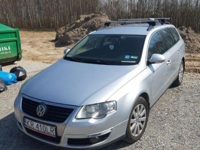gebraucht VW Passat Kombi B6 2.0 FSI