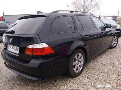 używany BMW 520