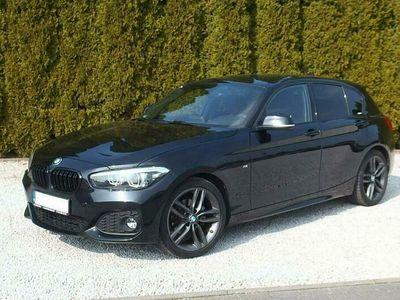 używany BMW 116 116 D Efficient Dynamics M-Pakiet Alcantara F20 (2011-)