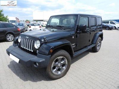 used Jeep Wrangler 3.6dm 284KM 2016r. 29 887km