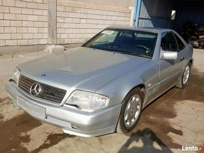 używany Mercedes SL500 R129 5.0 326KM