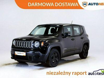 używany Jeep Renegade DARMOWA DOSTAWA, Navi, Klima, Kierownica wielofunkcyjna, PDC I (2014-)