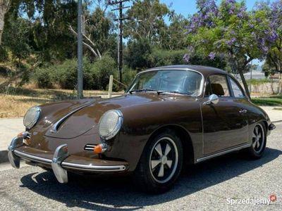 używany Porsche 356 956b 1.6 benz. 4-bieg. manual. 74KM 1964