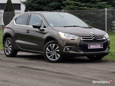 używany Citroën DS4 BENZYNA RATY bez BIK-u AUTOMUTOMATYCZNA SKRZYNIA
