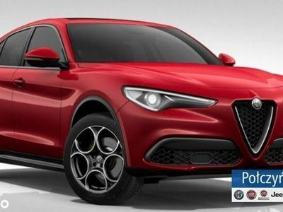 używany Alfa Romeo Stelvio 2dm3 280KM 2019r. 2km 2.0 280KM Executive | Czerwony Rosso / Czarna skóra | Dach panorama