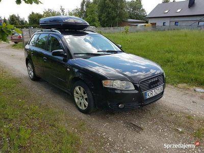 używany Audi A4 B7 2.0 TDI 140km 05r