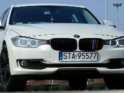używany BMW 320 SERIA 3 d 184 Luxury Line Biała Perła Led BiXenon Navi