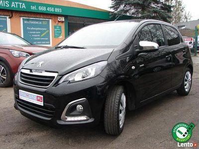 używany Peugeot 108 1dm 72KM 2019r. 11 420km