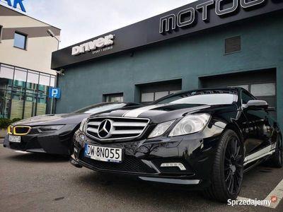 używany Mercedes E350 Coupe AMG 2009 Diesel Fv23%