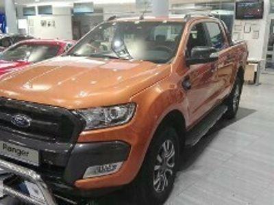 używany Ford Ranger Ranger IIIWILDTRACK 2,0 TDCI 213 KM