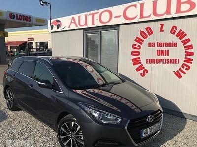 usado Hyundai i40 CRDi 141 KM Nowy Model Ledy Klimatronic Pełen Serwis Gwarancja