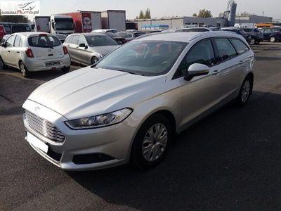 używany Ford Mondeo Mondeo 2.0dm3 150KM 2015r. 201 406km2.0 TDCi Silver X, FV 23%, Gwarancja!!