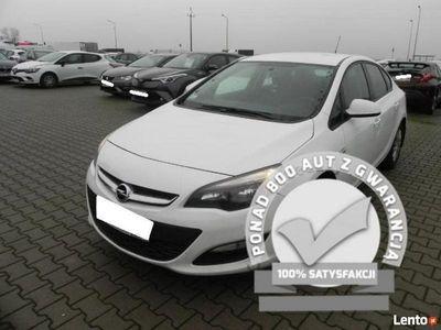 używany Opel Astra IV 1.4 Benzyna+ LPG Sedan 2016r., FV 23