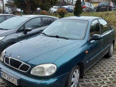 używany Chevrolet Lanos 2001 Benzyna + Gas + hak
