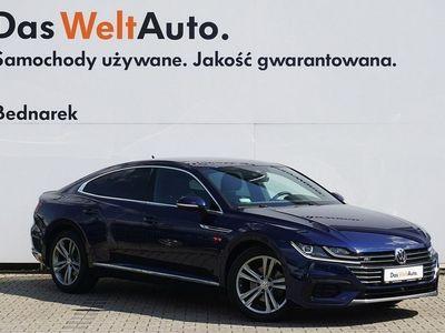 używany VW Arteon 2dm 190KM 2018r. 22 494km