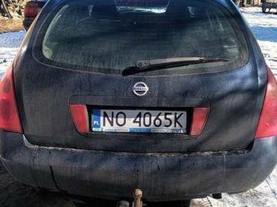 używany Nissan Primera P12 2.2 DTI