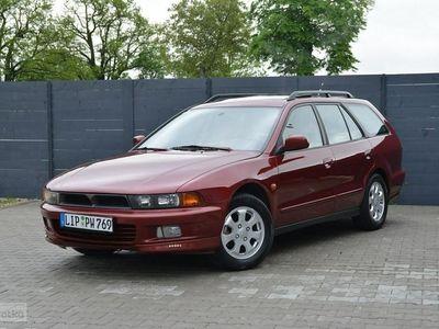 używany Mitsubishi Galant VIII 2.5 V6 163KM Automat **Nardi Torino ** 40 zdjęć - Oplacony