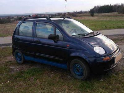używany Chevrolet Matiz 2002r.