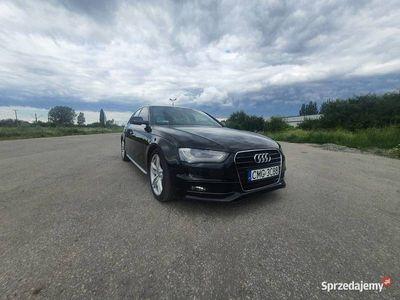 używany Audi A4 B8 Avant 1.8 TFSI 170KM 2014 2xS-Line LIFT
