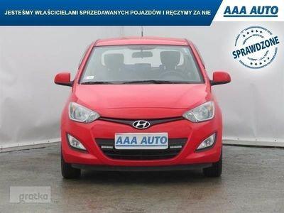 używany Hyundai i20 Salon Polska, Serwis ASO, Klima