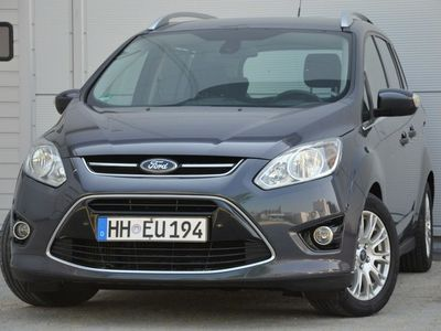 używany Ford Grand C-Max 1.6dm 115KM 2012r. 218 000km