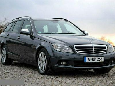 używany Mercedes C220 opłacony, sprowadzony z Niemiec, bardzo zadbany W204 (2007-2014)