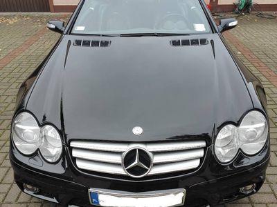 używany Mercedes SL55 AMG AMG