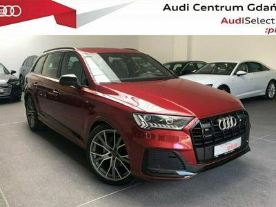 używany Audi Q7 3dm 286KM 2019r. 13 454km