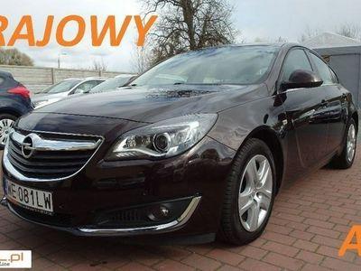 używany Opel Insignia 1.6dm 136KM 2016r. 51 000km
