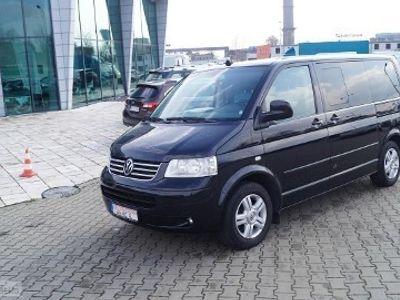 używany VW Multivan Atlantis 2,5 TDI,Ładnie Odnowiony,Topowa Wersja